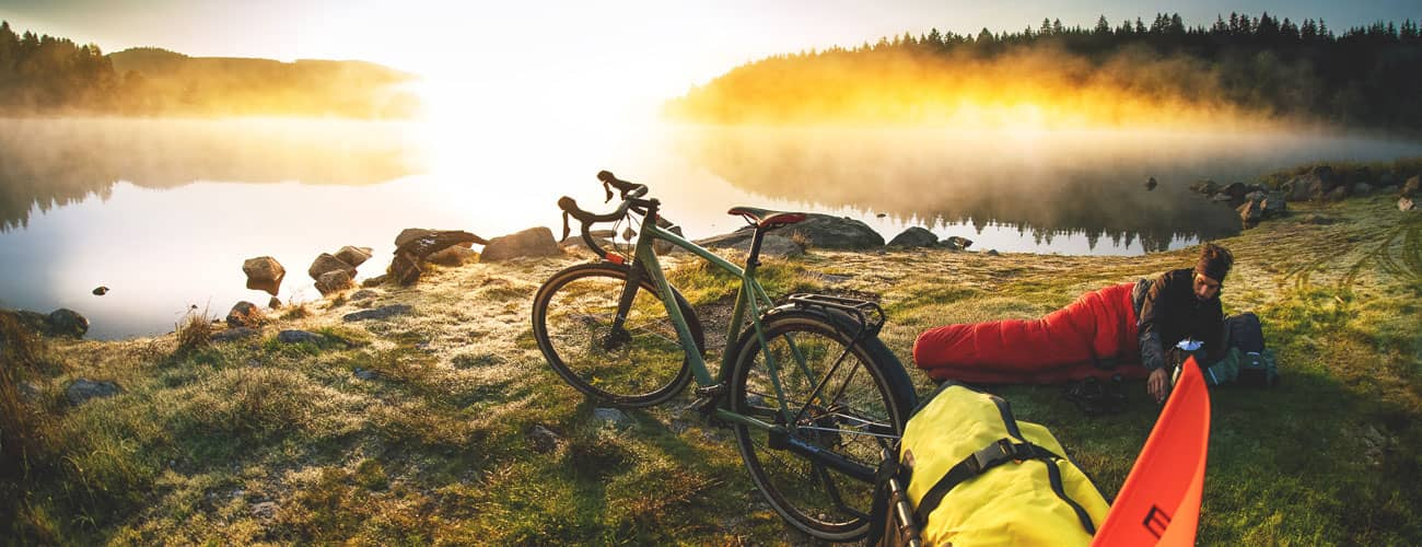 Gravelbike – kein Rennrad und kein Cyclocross?