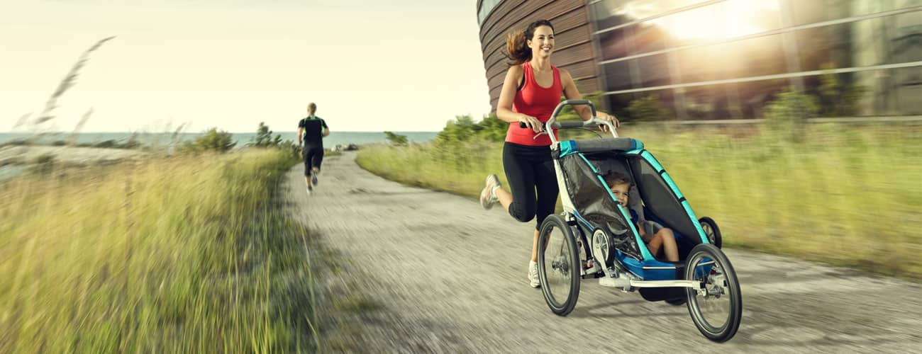 Thule Chariot Jogging-Set
