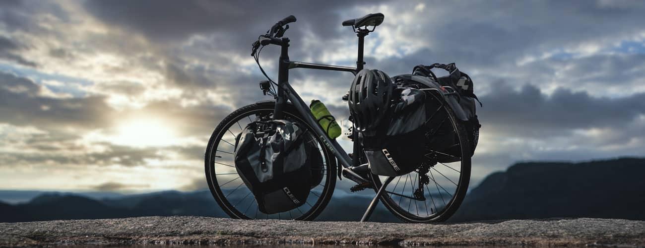 Transportmöglichkeiten mit dem Fahrrad