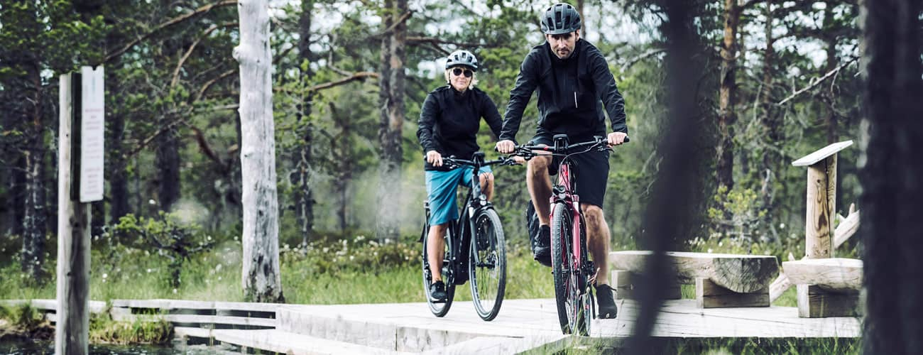 Was mitnehmen zu einer Fahrradtour?