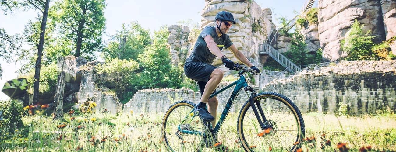 Einsteiger Mountainbike – Tipps & Vergleich