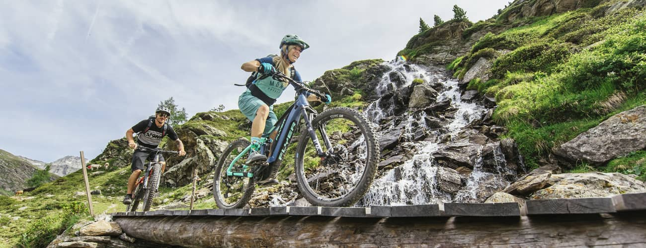 Flyer E-Bike Modellübersicht 2020