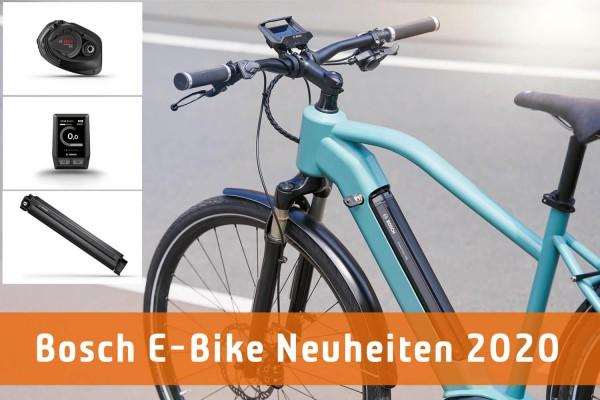 Bosch eBike Neuheiten 2020