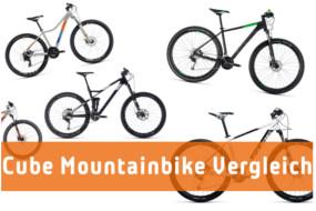 Cube Mountainbike Vergleich