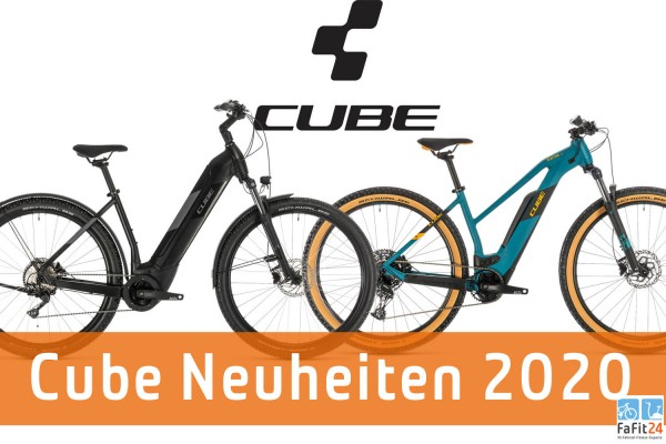 Cube Neuheiten 2020