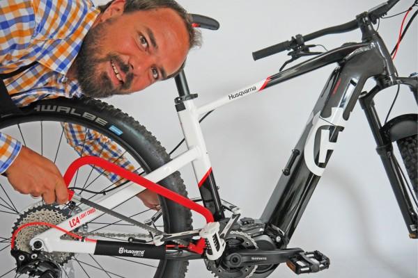 Das perfekte Fahrradschloss: Gib Fahrraddieben keine Chance