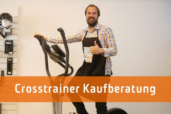 Crosstrainer Training und Kaufberatung