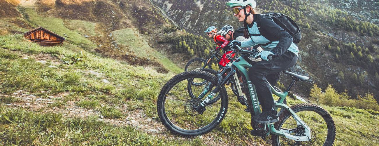 Haibike Sduro & Haibike Xduro E-Bikes – Ruhe in Frieden