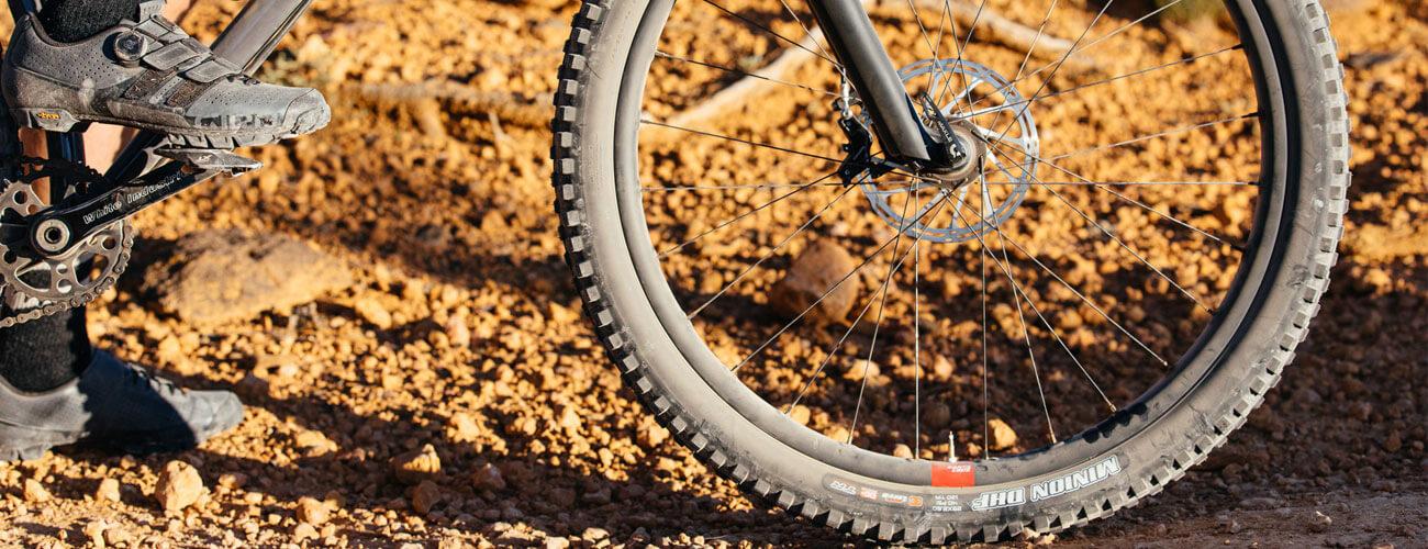 Ventilarten am Fahrradreifen