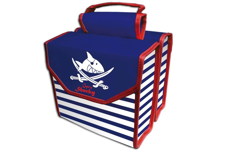 Kinder-Doppelpacktasche Capt`n Sharky
