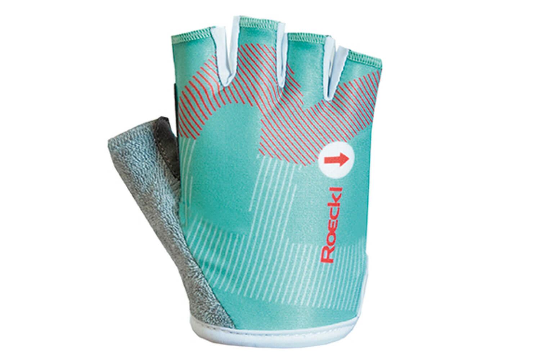 Roeckl Teo Kinder-Fahrrad-Handschuh Kurzfinger