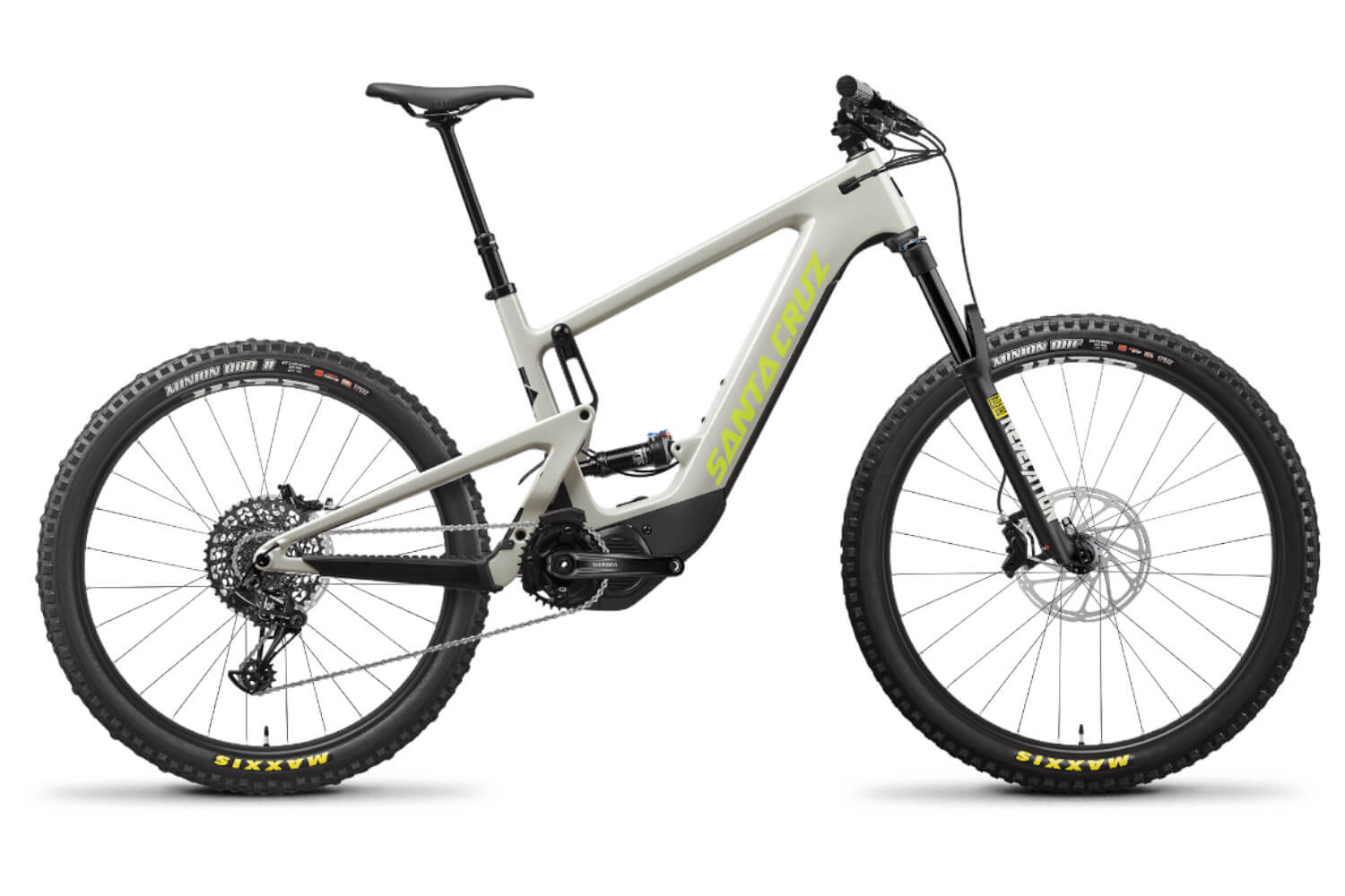 Santa Cruz Heckler 8 CC MX S 2021