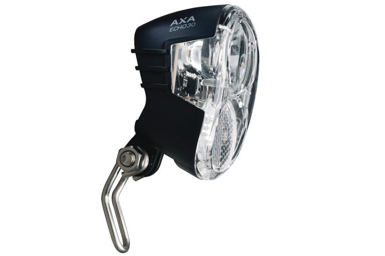 AXA Scheinwerfer LED 30 Lux für Nabendynamo Auto