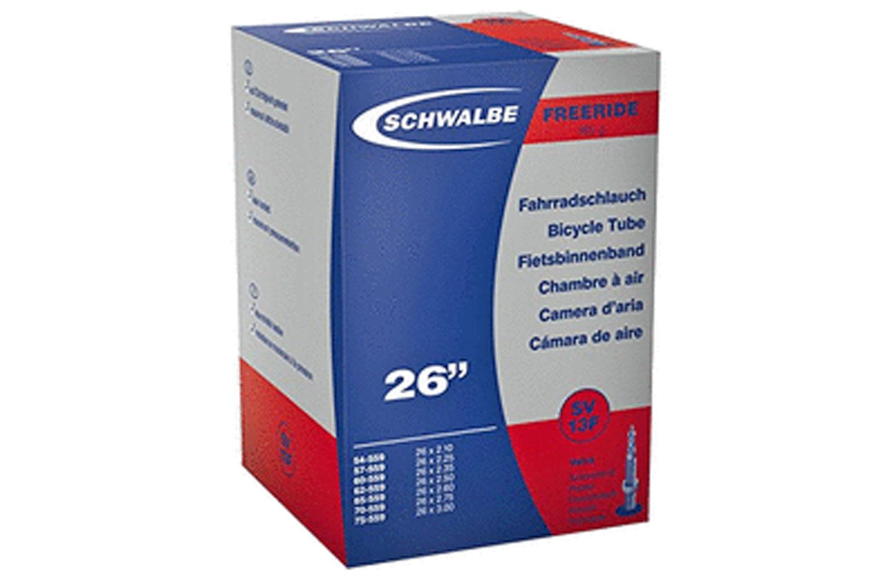 Schwalbe Fahrrad Schlauch SV 13F Freeride 26 Zoll