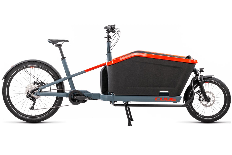 Cube Cargo Sport Dual Hybrid 2021