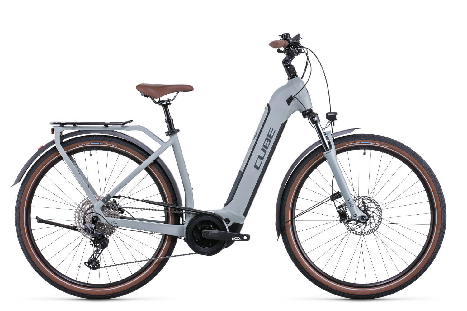 Cube Touring Hybrid Pro 500 Easy Entry 2022
