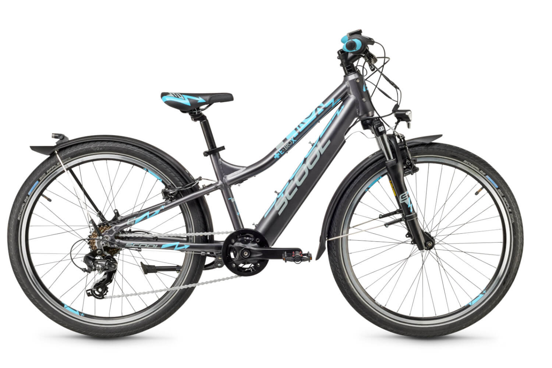 S'cool e-troX 24-7 Kinder E-Bike