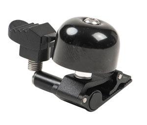 Mounty Glocke Alu Mounty-Roby schwarz