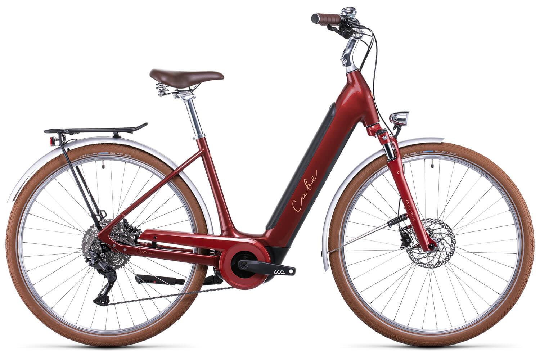 Cube Ella Ride Hybrid 500 2022