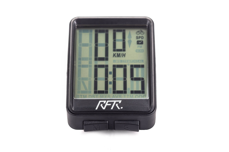 RFR Fahrradcomputer CMPT kabellos