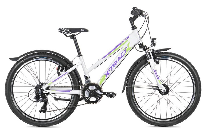 X-Tract 6743 24 Zoll Fahrrad Trapez