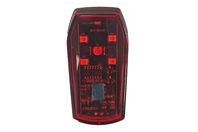 MATRIX BLR 18 LED Rücklicht mit Bremslicht