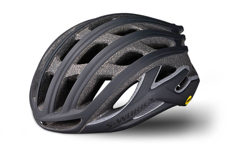 Specialized S-Works Prevail II Rennrad-Helm mit ANGi