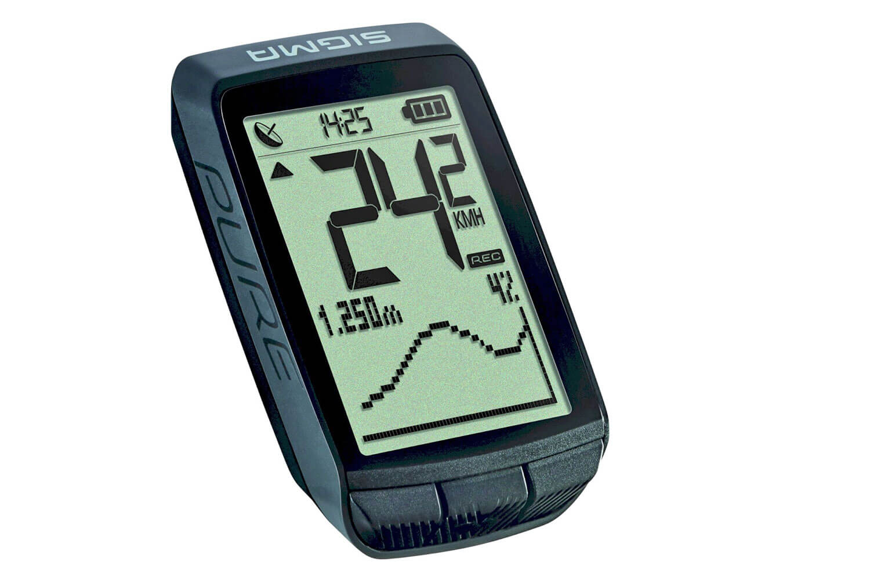 Sigma Fahrradcomputer Pure GPS