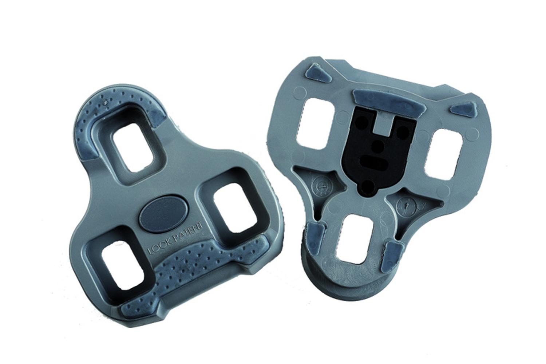 Look Kéo Grip Pedalplatten grau