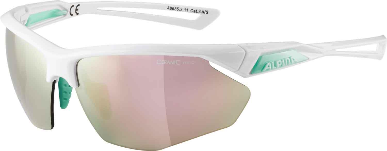 Alpina Nylos HR Radsportbrille