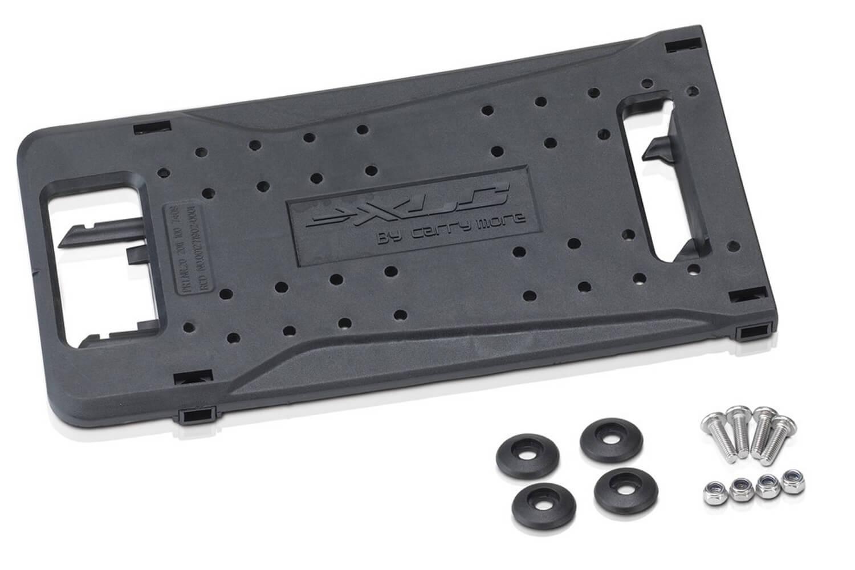 XLC Adapterplatte carry more für XLC Gepäckträger