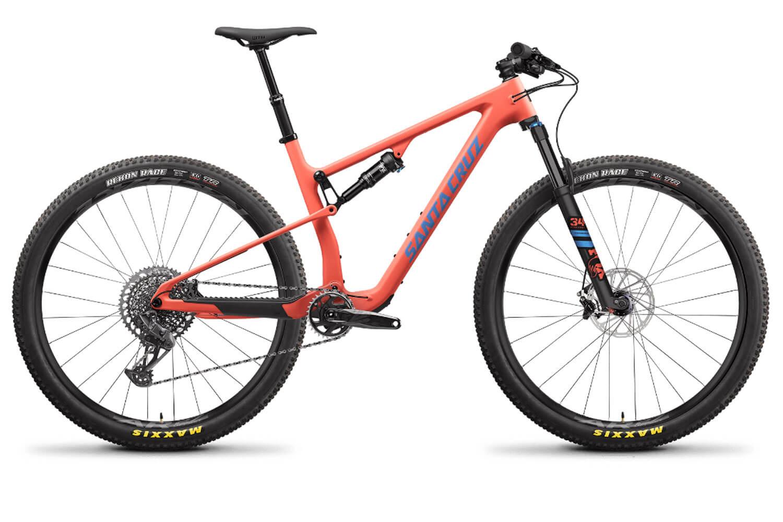 Santa Cruz Blur 4 C XT TR 2022