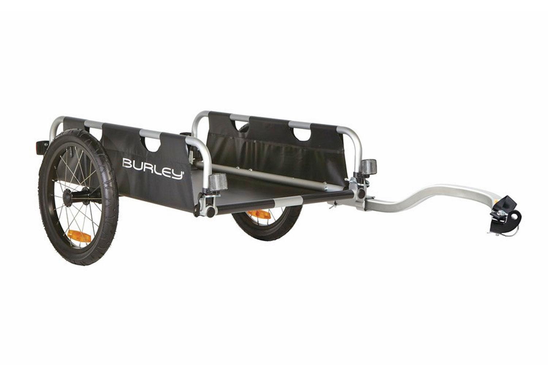 BURLEY Flatbed Fahrrad-Lastenanhänger