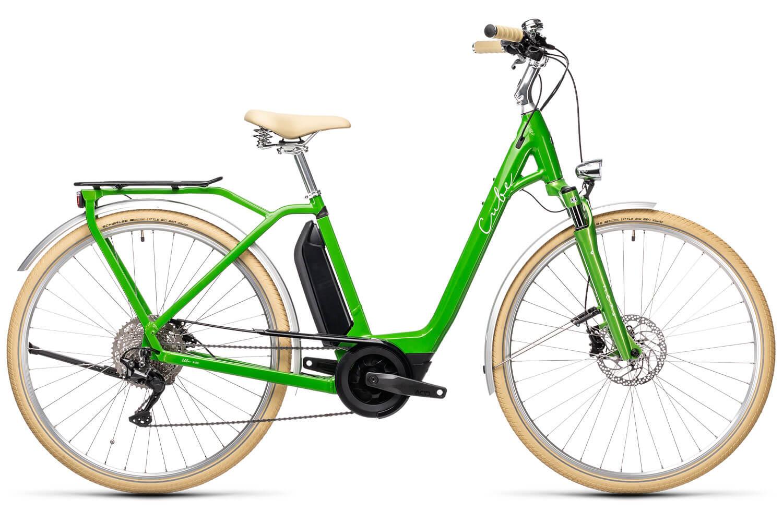 Cube Ella Ride Hybrid 400 2021