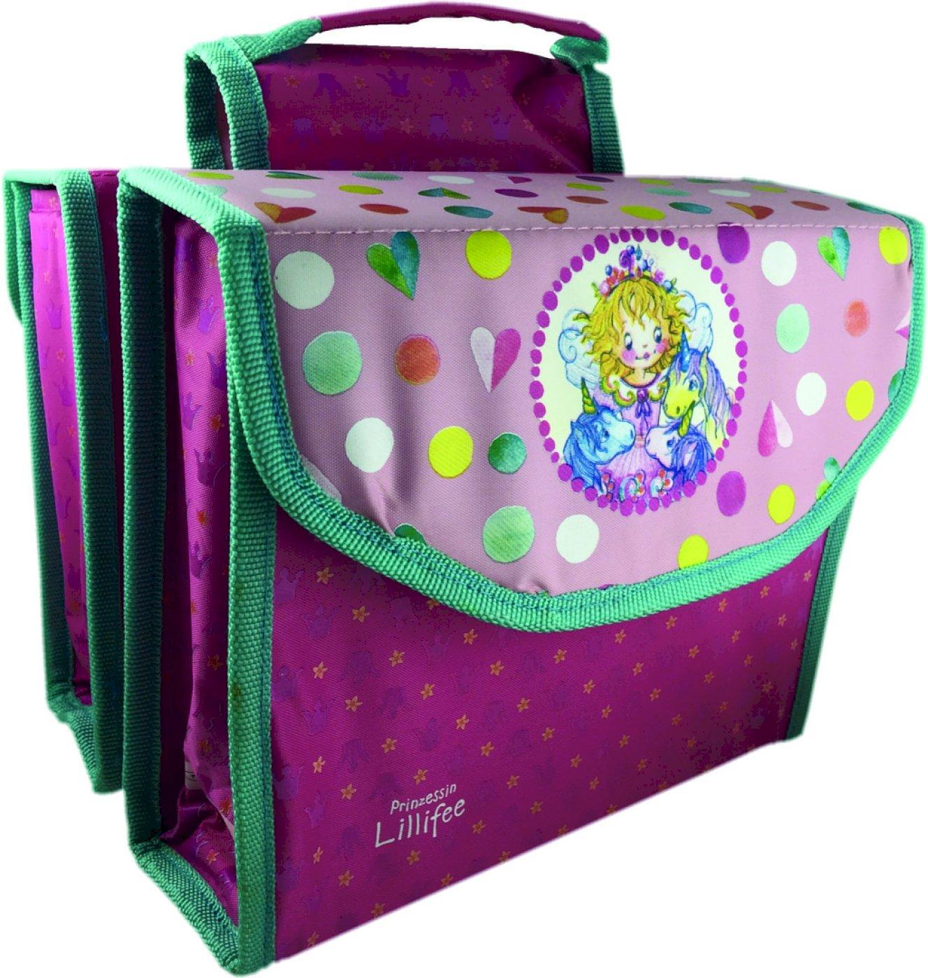 Kinder-Doppelpacktasche Prinzessin Lillifee