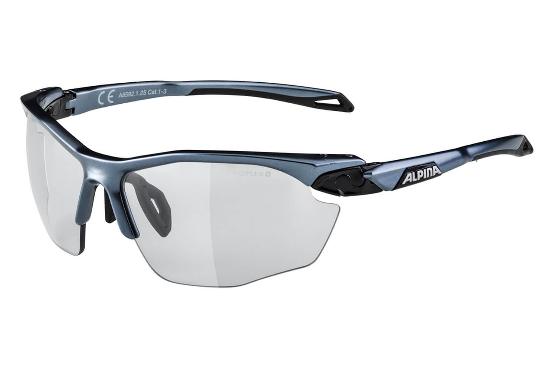 Alpina Twist Five HR Varioflex+ Fahrradbrille