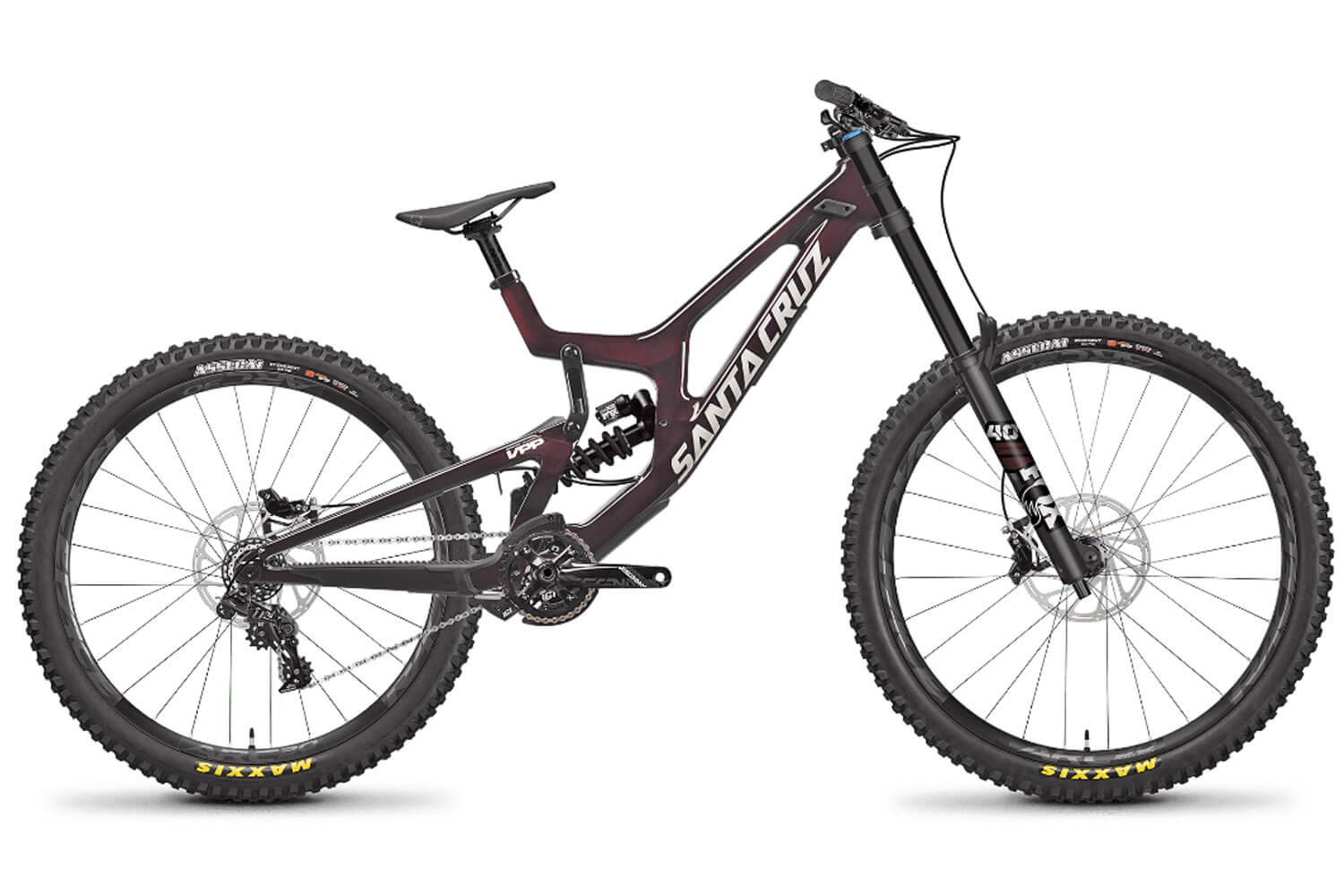 Santa Cruz V10 CC MX X01-Kit 2021